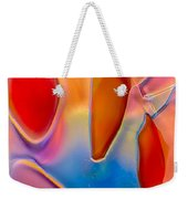Stitch Weekender Tote Bag by Omaste Witkowski