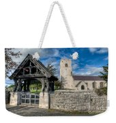 St.marcellas Entrance Weekender Tote Bag by Adrian Evans