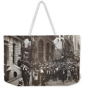 Stock Brokers, C1902 Weekender Tote Bag