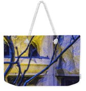 Stone Abstract One Weekender Tote Bag