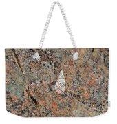 Stone Adornment Weekender Tote Bag