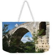 Stone Arch Of Pont St. Julien Weekender Tote Bag