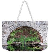 Stone Arch Weekender Tote Bag by Rudy Umans