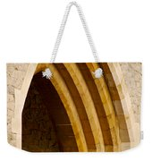 Stone Archway At Tower Hill Weekender Tote Bag