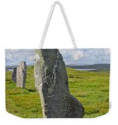 Stone At Callanish IIi Weekender Tote Bag