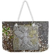 Stone Bee In Jim Thorpe Pa Weekender Tote Bag