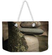 Stone Cairns IIi Weekender Tote Bag