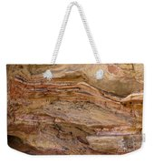 Stone Colors And Textures Weekender Tote Bag