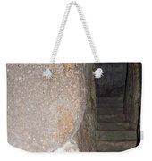 Stone Door Weekender Tote Bag