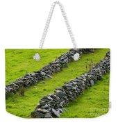 Stone Fences In Ireland Weekender Tote Bag