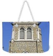 Stone Gothic Church Weekender Tote Bag