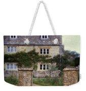 Stone House Weekender Tote Bag
