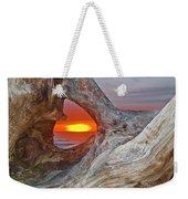 Stone Lagoon Sunset Weekender Tote Bag