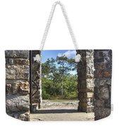 Stone Memorial  Weekender Tote Bag