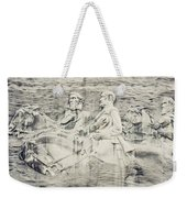 Stone Mountain Georgia Confederate Carving Weekender Tote Bag