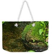 Stone Mouth Weekender Tote Bag