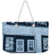 Stone Pony Cool Side View Weekender Tote Bag