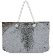 Stone Pool Angel Weekender Tote Bag