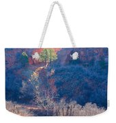 Stone Quarry At Red Rocks Open Space Weekender Tote Bag