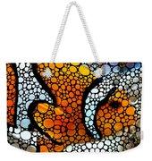 Stone Rock'd Clown Fish By Sharon Cummings Weekender Tote Bag