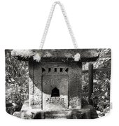 Stone Shrine Weekender Tote Bag