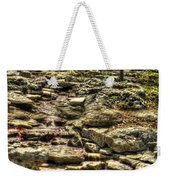 Stone Spring At Woodward Park 1 Weekender Tote Bag