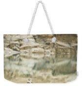 Stone Stack Pool Weekender Tote Bag