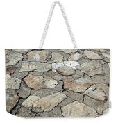 Stone Walkway At Old Fort Niagara Weekender Tote Bag