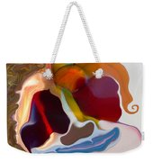 Stoned Weekender Tote Bag by Omaste Witkowski
