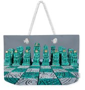 Stoned On Chess Weekender Tote Bag