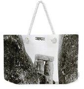 Stonehenge 1914 Weekender Tote Bag by Science Source