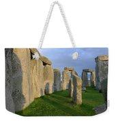 Stonehenge Stones Weekender Tote Bag