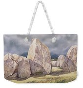 Stones Of Castlerigg Weekender Tote Bag