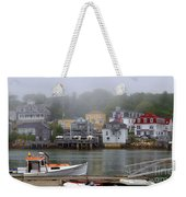 Stonington Harbor 2 Weekender Tote Bag