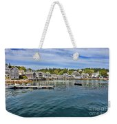 Stonington In Maine Weekender Tote Bag