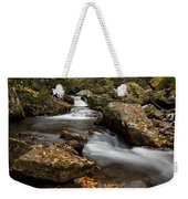 Stony Creek Falls Weekender Tote Bag