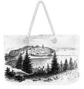 Stony Point, New York Weekender Tote Bag