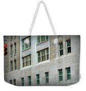 Stop And See Weekender Tote Bag