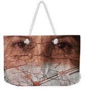 Stopped Time Weekender Tote Bag