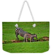 Stopping For A Drink Weekender Tote Bag
