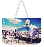 Stopping For A Treat Weekender Tote Bag