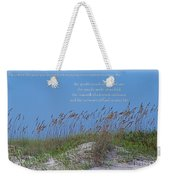 Stopping On Occasions Weekender Tote Bag