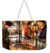 Store - Ah Customers Weekender Tote Bag by Mike Savad