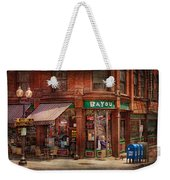 Store - Albany Ny -  The Bayou Weekender Tote Bag by Mike Savad