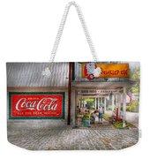 Store Front - Life Is Good Weekender Tote Bag by Mike Savad