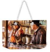 Store - The Messenger  Weekender Tote Bag