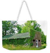 Store With Face And Hair Weekender Tote Bag