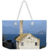 Storehouse Alcatraz Island San Francisco Weekender Tote Bag
