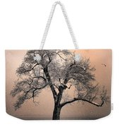 Stories To Tell Weekender Tote Bag by Betty LaRue