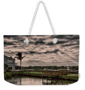 Storm A-coming Weekender Tote Bag